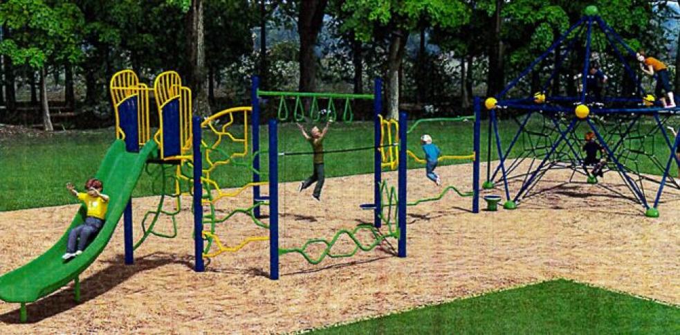 Rožnovská radnice obnoví dětské hřiště dle požadavku obyvatel ze Záhumení