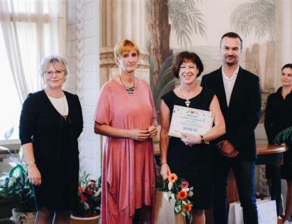 Rožnov získal druhé místo vsoutěži o Keramickou popelnici