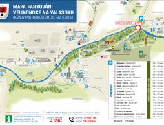 Město Rožnov pro Velikonoce připravilo speciální parkovací režim