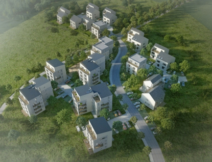 VRožnově pod Radhoštěm vyroste dalších 75 bytů