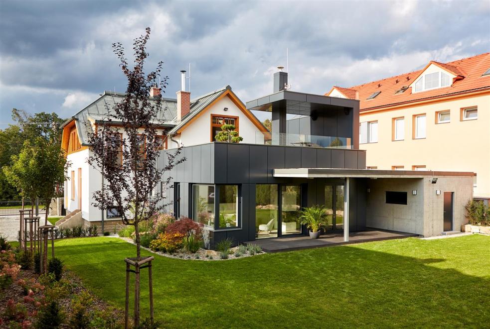 Do Rožnova míří Stavba roku  vkategorii Rodinné domy