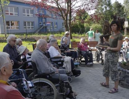 Do přírody v každém věku? Ochránci přírody umožňují seniorům smysluplně a zajímavě trávit volný čas