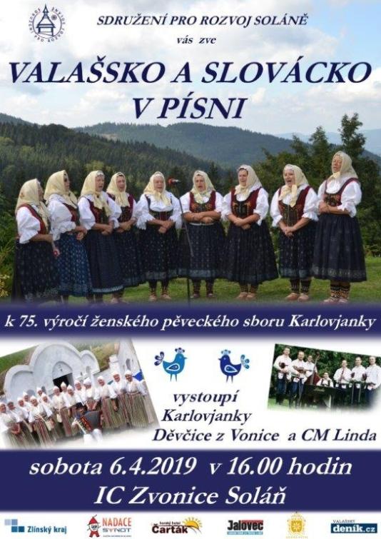 Ženský pěvecký sbor Karlovjanky slaví  75 let