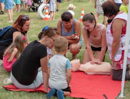 Bohatý program pro děti i dospělé a losování o let balonem - nemocnice opět zve na Den pro rodinu