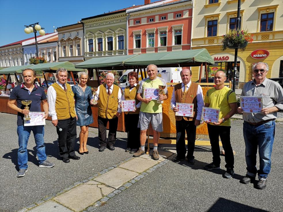 Včelaři si dali dostaveníčko ve Valašském Meziříčí