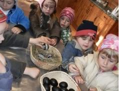 Děti se mohou na zámku seznámit s velikonočními zvyky