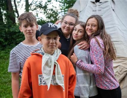 ALCEDO nabízí 1216 míst na letních táborech