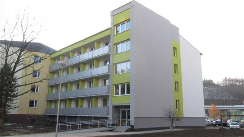 Dvacet bytů zvláštního určení ve Vsetíně projde rekonstrukcí