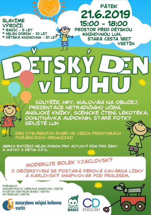 Dětský den v Luhu