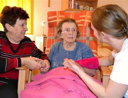 Diakonie Vsetín nabízí hospicovou péči zdarma