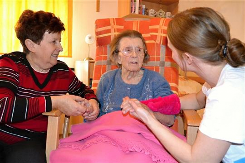 Diakonie Vsetín otevírá už třetí domov pro seniory