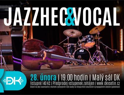 Kapela Jazzhec s hosty zahraje v Domě kultury Vsetín