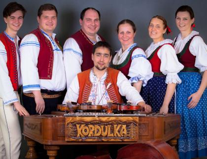 Vsetínské kulturní léto zve na cimbálovku Kordulka