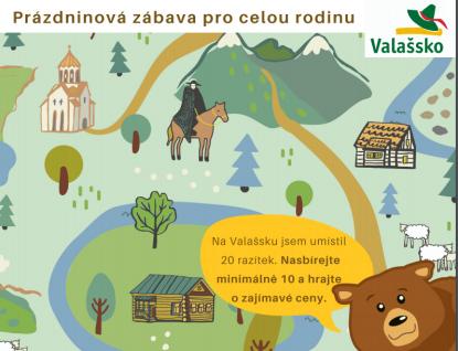 Poznávejte Valašsko a vyhrajte skvělé ceny