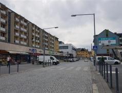 Žerotínova ulice se opět otevřela dopravě o 3 týdny dříve