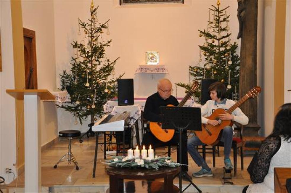 V nemocniční kapli se bude konat adventní koncert