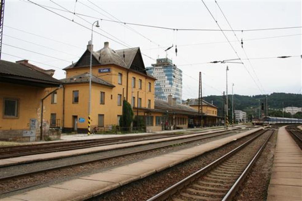 Rekonstrukce nádraží postoupila do další fáze. Již není cesty zpět