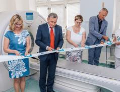 Vsetínská nemocnice zahájila provoz nového CT přístroje za osmnáct milionů korun