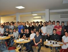 Studenti a kantoři ze Střední průmyslové školy strojnické ve Vsetíně darovali krev