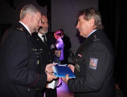 Josef Kugler ze Vsetína je krajským policistou roku