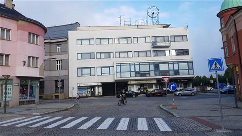 Z Dolního náměstí ve Vsetíně vyjíždějte jen doprava