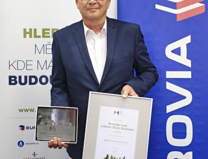 Vcelorepublikovém srovnání Město pro byznys skončilo Uherské Hradiště třetí