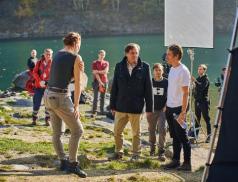 V Holešově padla první klapka filmu Erhart