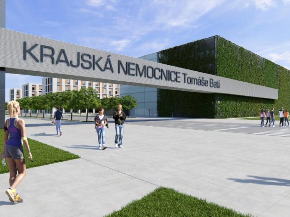 Opět rušno kolem nové nemocnice. Jiří Čunek: Znovu hlasovat nebudeme