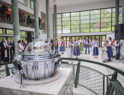 Revitalizace kolonády a haly Vincentka získala Cenu hejtmana