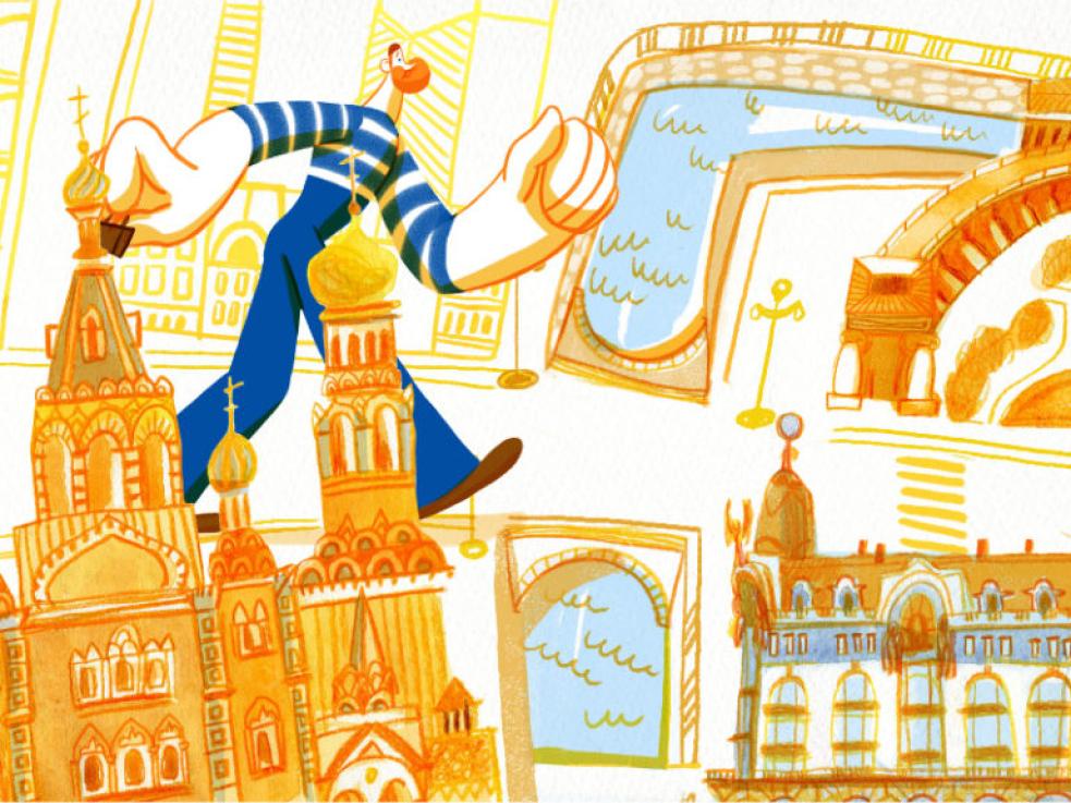 Animovaný film zlínské studentky soutěží na Berlinale