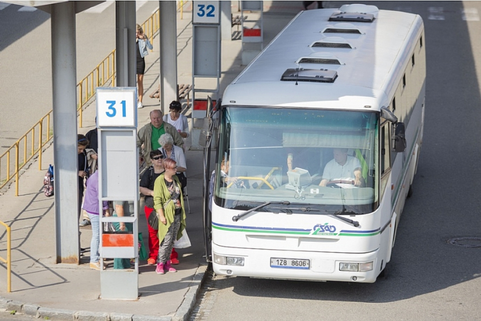 Od 19. října do 1. listopadu budou ve Zlínském kraji omezeny zejména školní autobusové spoje