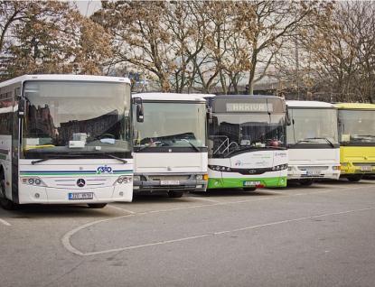 Od 18. března budou autobusy ve Zlínském kraji jezdit v letním prázdninovém režimu