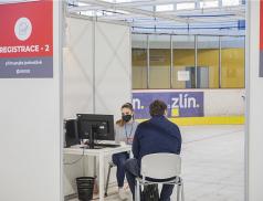 Ve Zlínském kraji se budou moci zájemci očkovat proti covid-19 i bez registrace