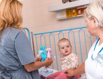 Péče o hospitalizované dětské pacienty se začíná koncentrovat do Zlína, nemocnice potřebují lůžka i personál