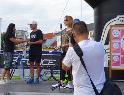 Krajský úředník získal celorepublikové třetí místo vsoutěži Do práce na kole