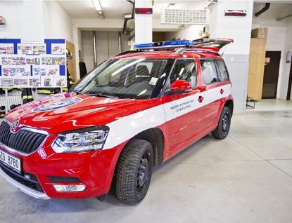 Zlínský kraj rozdělí obcím dotace pro jednotky sborů dobrovolných hasičů