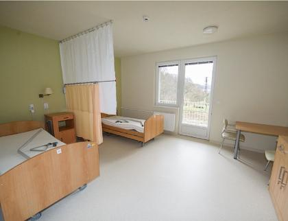 Pobytové sociální služby vkraji budou přednostně přijímat pacienty znemocnic