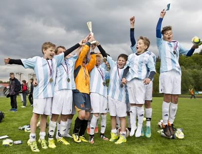 Ve Zlínském kraji vzniknou dvě fotbalové akademie
