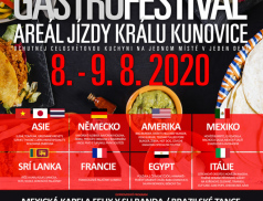 Jedinečný gastrofestival vezme návštěvníky na cestu z Kunovic kolem světa