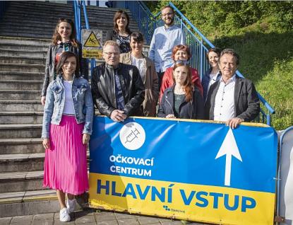 Informační telefonní linka kočkování proti covid-19  i nadále slouží obyvatelům Zlínského kraje