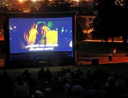 V Luhačovicích vznikne letní kino, přejí si ho lidé