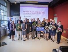 Kraj ocenil nejlepší knihovny a knihovníky roku 2021
