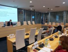 Krizový štáb jednal o aktuální naplněnosti a personální kapacitě nemocnic ve Zlínském kraji