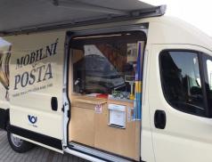 Mobilní pošta bude ve Zlínském kraji k dispozici do 22. září