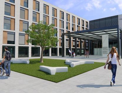 Zastupitelé se seznámili s plánovaným zrušením investičního záměru na novou nemocnici, hlasovat by o něm měli 15. února