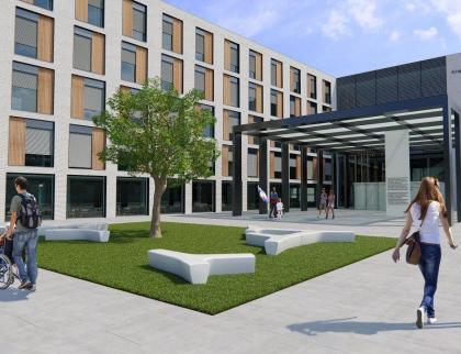 Referendum o nové zlínské nemocnici bude asi až v listopadu