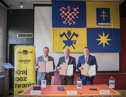 Otevírá se jihovýchodní obchvat Otrokovic, výrazně uleví přetížené dopravě v centru města