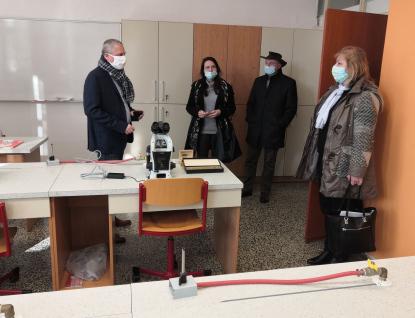 Radní si prohlédli investice ve školství a vmuzeu na Kroměřížsku
