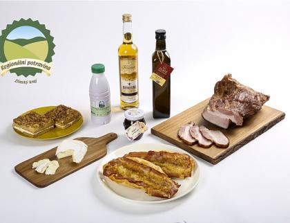 Ve Zlínském kraji se soutěžilo o značku Regionální potravina