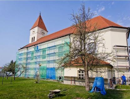 Kraj přispěje na restaurování památek